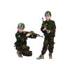 Gyerek Jelmez - Katona #zöld