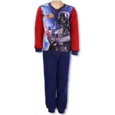 gyermek polár pizsama STAR WARS - piros - méret: 104 / 4 év.