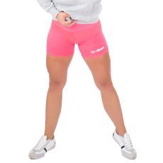GymBeam Női fitness rövidnadrág Fly-By Pink - GymBeam L