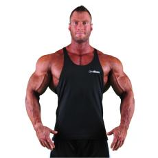 GymBeam Stringer Black atléta - GymBeam XL