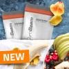 GymBeam Vegan Blend fehérje – GymBeam 1000 g banana