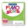 Gyurma, 42 g, égethető, FIMO Kids, világoszöld (FM803051)