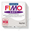 Gyurma, 56 g, égethető, FIMO Soft, delfinszürke (FM802080)