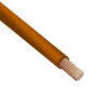 H05V-K 1x1 mm2 Narancs PVC szigetelésű sodrott réz Mcs-kh vezeték