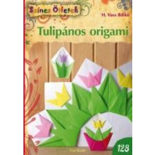 H. Vass Ildikó Tulipános origami kreatív és készségfejlesztő