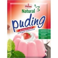 Haas GLUTÉNMENTES HAAS NATURAL PUDINGPOR PUNCS 40G diabetikus termék