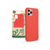 Haffner Apple iPhone 12/12 Pro hátlap környezetbarát, 100%-ban biológiailag lebomló anyagból - Forcell Bio Zero Waste Case - pink