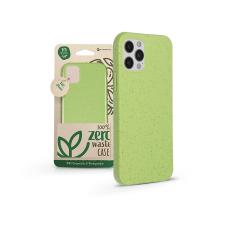 Haffner Apple iPhone 12/12 Pro hátlap környezetbarát, 100%-ban biológiailag lebomló anyagból - Forcell Bio Zero Waste Case - zöld tok és táska