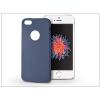 Haffner Apple iPhone 5/5S/SE szilikon hátlap - Soft - kék