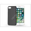 Haffner Apple iPhone 7/iPhone 8 szilikon hátlap - Jelly Flash Mat - fekete