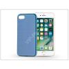 Haffner Apple iPhone 7/iPhone 8 szilikon hátlap - Jelly Flash Mat - kék