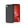 Haffner Apple iPhone XR szilikon hátlap - Soft - fekete