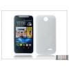 Haffner HTC Desire 310 szilikon hátlap - S-Line - fehér