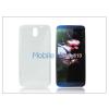 Haffner HTC Desire 610 szilikon hátlap - S-Line - transparent
