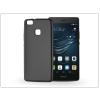 Haffner Huawei P9 Lite szilikon hátlap - Jelly Flash Mat - fekete