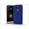 Haffner LG G5 H850 szilikon hátlap - Jelly Bright 0,3 mm - kék