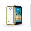 Haffner LG K3 (2017) szilikon hátlap - Jelly Electro - gold