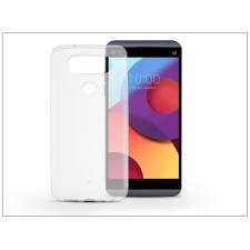 Haffner LG Q8 H970 szilikon hátlap - Ultra Slim 0,3 mm - transparent tablet tok