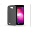 Haffner LG X Power 2 M320N szilikon hátlap - Jelly Flash Mat - fekete