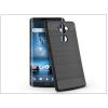 Haffner Nokia 9 szilikon hátlap - Carbon - fekete
