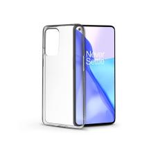 Haffner OnePlus 9 5G szilikon hátlap - Soft Clear - transparent tok és táska