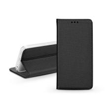 Haffner S-Book Flip bőrtok - Huawei P40 Lite E - fekete tok és táska
