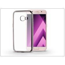 Haffner Samsung A320F Galaxy A3 (2017) szilikon hátlap - Jelly Electro - fekete tok és táska