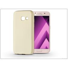 Haffner Samsung A320F Galaxy A3 (2017) szilikon hátlap - Jelly Flash Mat - gold tok és táska