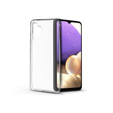 Haffner Samsung A325F Galaxy A32 LTE szilikon hátlap - Soft Clear - transparent tok és táska