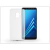 Haffner Samsung A530F Galaxy A8 (2018) szilikon hátlap - Ultra Slim 0,3 mm - transparent