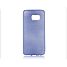 Haffner Samsung G935F Galaxy S7 Edge szilikon hátlap - Jelly Brush - lila tok és táska