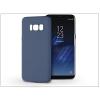 Haffner Samsung G950F Galaxy S8 szilikon hátlap - Soft - kék