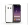Haffner Samsung G955F Galaxy S8 Plus szilikon hátlap - Jelly Electro - fekete