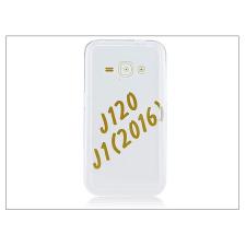 Haffner Samsung J120F Galaxy J1 (2016) szilikon hátlap - Slim HC 0,3 mm - transparent tok és táska