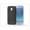 Haffner Samsung J330F Galaxy J3 (2017) szilikon hátlap - Carbon - fekete