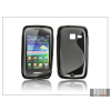 Haffner Samsung S5380 Wave Y szilikon hátlap - S-Line