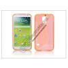 Haffner Samsung SM-G900 Galaxy S5 szilikon hátlap - S-Line - orange