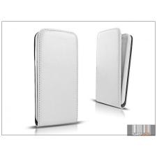 Haffner Slim Flexi Flip bőrtok - Apple iPhone 6 - fehér tok és táska