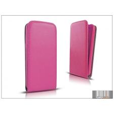 Haffner Slim Flexi Flip bőrtok - LG D290N L Fino - pink tok és táska
