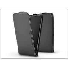 Haffner Slim Flexi Flip bőrtok - Samsung A320F Galaxy A3 (2017) - fekete tok és táska