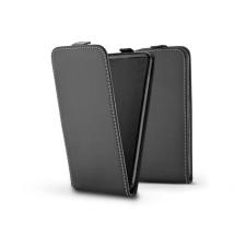 Haffner Slim Flexi Flip bőrtok - Samsung A415F Galaxy A41 - fekete tok és táska