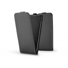 Haffner Slim Flexi Flip bőrtok - Samsung N985F Galaxy Note 20 Ultra - fekete tok és táska