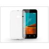 Haffner Vodafone Smart First 6 szilikon hátlap - Ultra Slim 0,3 mm - transparent