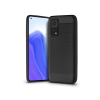 Haffner Xiaomi Mi 10T/Mi 10T Pro szilikon hátlap - Carbon - fekete