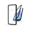 Haffner Xiaomi Redmi Note 8T mágneses, 2 részes hátlap előlapi üveg nélkül - Magneto - fekete