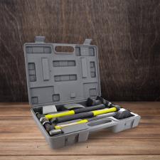 Haina karosszéria egyengető 7-részes készlet, HA-6010 autójavító eszköz