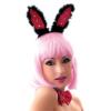 Hair Club Ceopatra Party paróka, rózsaszín