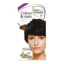 Hairwonder COLOUR&CARE 3 SÖTÉTBARNA hajfesték, színező