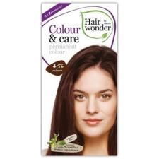 Hairwonder COLOUR&CARE 4.56 GESZTENYE hajfesték, színező