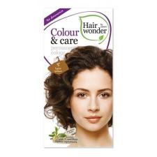 Hairwonder COLOUR&CARE 5 VILÁGOSBARNA hajfesték, színező